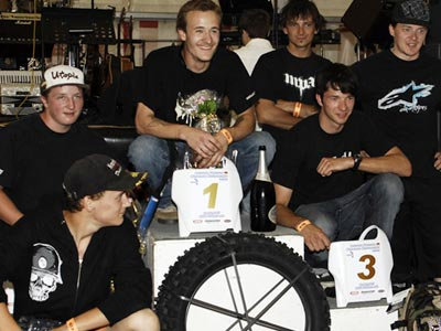 winners of the IFMXF German Championship | 1st stop in Pößneck