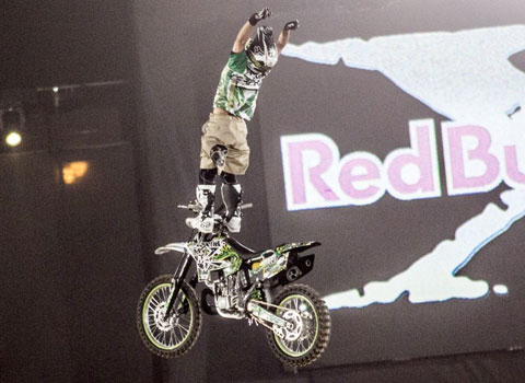 Daice Suzuki - X Fighters Dubai