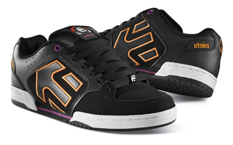 Win the etnies Levi Sherwood Collection
