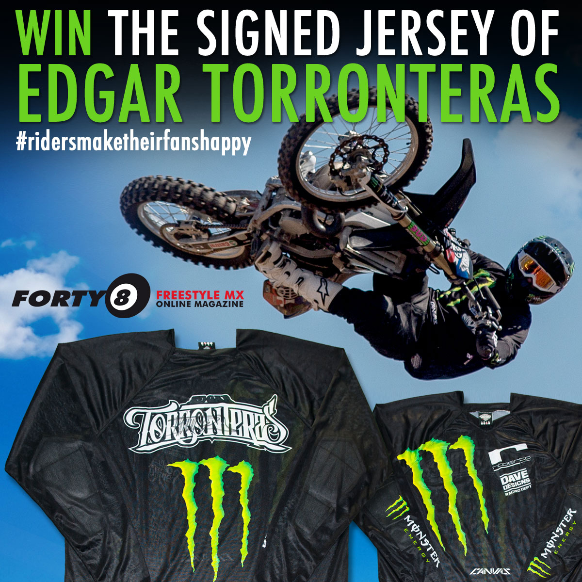 click here to view a large image of Edgar Torronterass Gear