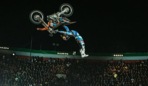 X Fighters Mexico