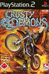 Crusty Demons P2 Game